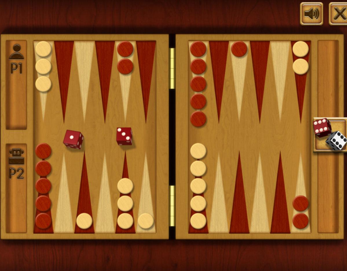Backgammon Pelaa