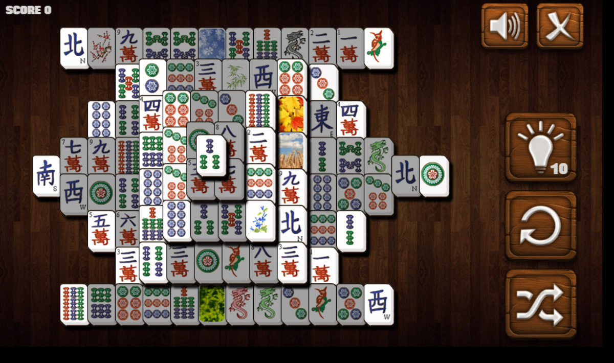Mahjong Classic | Play instantly on FreeGames org