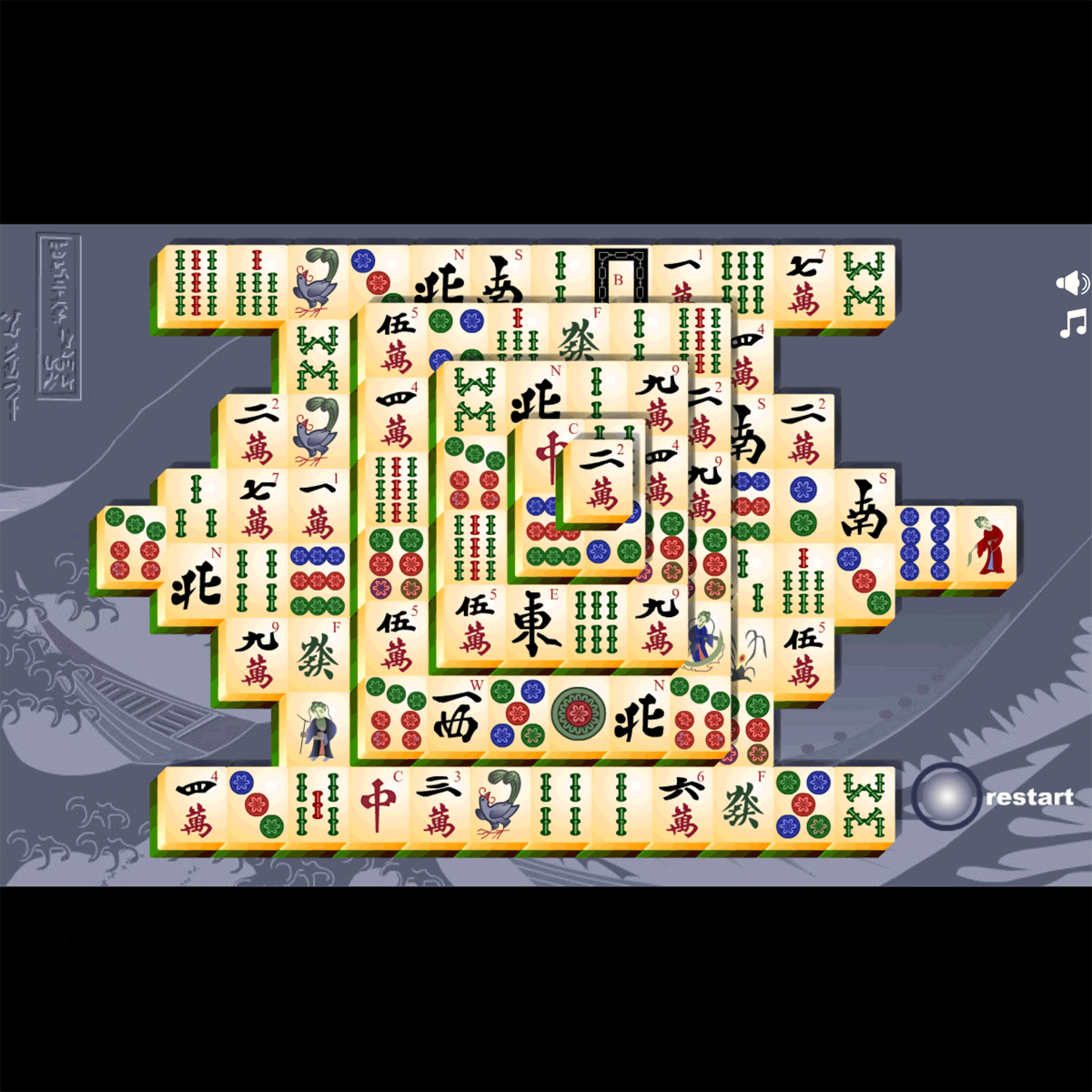 Mahjong Ws